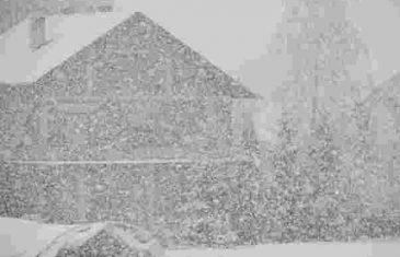 STIŽE NOVA SNJEŽNA MEĆAVA? Evo šta najavljuju meteorolozi za sutra…