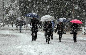 Upaljen meteoalarm: Ponovo nas očekuju žestoki minusi