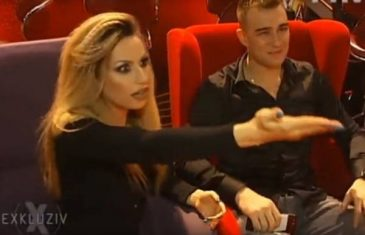 Haris pred kamerama saznao za Radine slike na POR*O sajtu: Pogledajte reakciju!