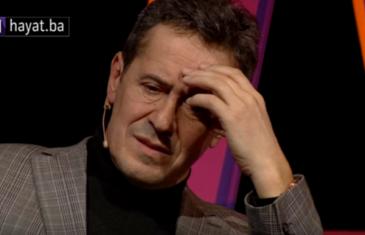 """ENES PLAČE! Slijepi Denis Barta pjesmom """"Siroče"""" pjevača natjerao na suze (VIDEO)"""