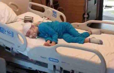 Majka je umrla, dječak se bori sa tri teške dijagnoze: Akcija za liječenje Tarika Rovčanina, otvoren i humanitarni broj