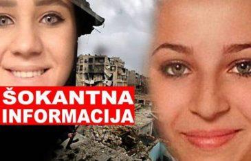 JE LI OVO STRAŠNA SMRT KOJA JE ZADESILA SAMRU, djevojku porijeklom iz BiH, koja je otišla u Siriju?