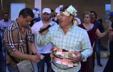 Šerif Konjević okićen hiljadama eura, maraka…