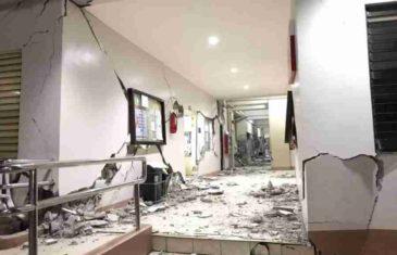 APOKALIPTIČNI PRIZORI S LICA MJESTA, IMA MRTVIH: Zemljotres jačine 6,6 po Richteru zatresao zemlju, vanredno stanje, obustavljena nastava…