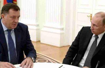 POMAGAJ, BRATE VLADIMIRE: Dodik od Putina tražio 700 miliona eura, a ovaj ga…