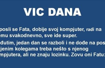 VIC DANA: Welcome