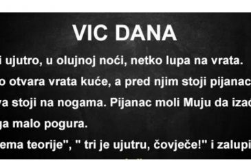 Vic Dana: Pijanac i Mujo