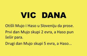 VIC DANA: Cedulja!