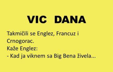 VIC DANA: Međunarodno takmičenje