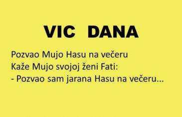 VIC DANA: Mujo objašnjava Hasi kako je u braku
