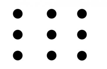UKLJUČITE MOZAK: Ako uspijete spojiti sve tačke pomoću samo 4 linije, vi ste GENIJE! (VIDEO)