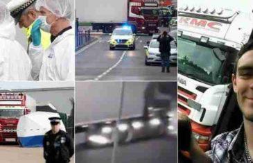 Migranti su u hladnjači polako umirali, a temperatura se spuštala do -25 °C: Policiju nazvao užasnuti vozač?