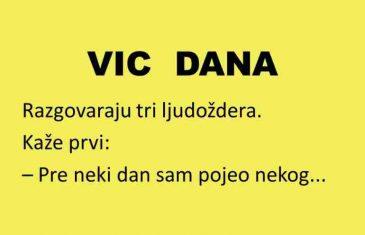 VIC DANA: Balkanski političar