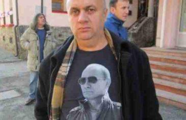 Ko je Vojin Pavlović, čovjek koji traži postavljanje biste Handkea u Srebrenici, a veliča Ratka Mladića?