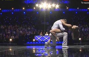 Izvedba ovog plesnog para će se oduševiti! (VIDEO)