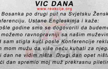 VIC DANA: Ide Bosanka …