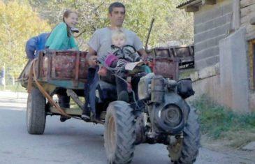 Dobar smo mi narod: Vahid sve muškarce iz sela odveo u Sloveniju da zarade koru hljeba