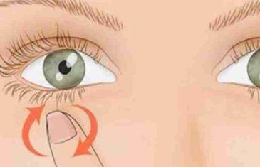 """Evo šta znači kada očni kapak počne """"trzati"""""""