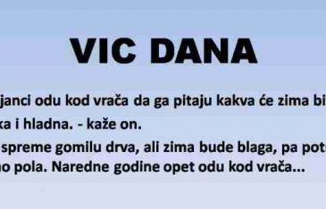 VIC DANA Proročanstvo