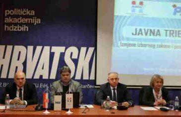 HDZ optužio prvog predsjednika BiH: Alija je kriv što je omogućena konstitutivnost svih u oba entiteta