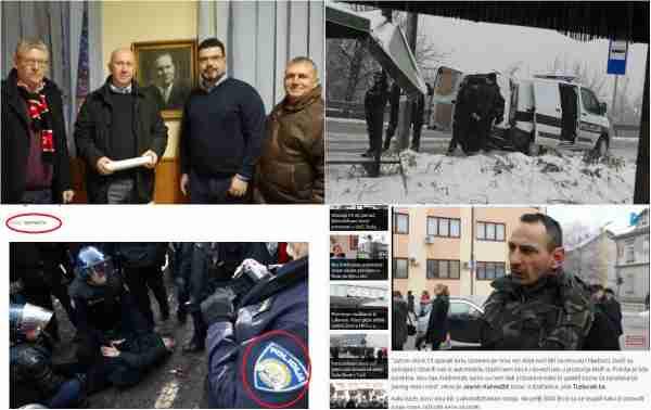 Istine i spinovi: Članovi stranaka na protestima, ko bi pišao po borcima, šta borci kažu o policiji