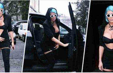 Karleuša NADMAŠILA SAMU SEBE! Promijenila boju kose i nosi OVAJ modni detalj vrijedan NEVJEROVATNIH 6.000 EURA!