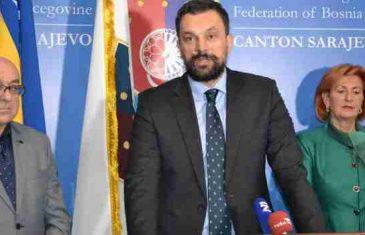 Na rastanku pale teške riječi i psovke: Kako su se 'častili' zastupnici sa Konakovićem na današnjoj sjednici