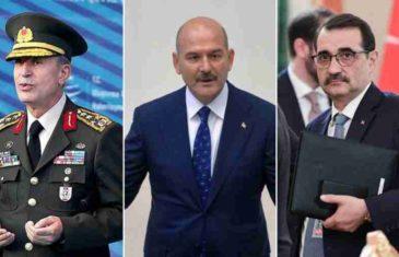 TRUMP JE DOBIO POMRAČENJE UMA: Evo kakvu je odluku donio za tri KLJUČNA TURSKA MINISTRA…