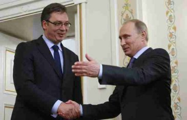 """NAKON AFERE """"RUSKI ŠPIJUN"""" SVI U SRBIJI STREPE: Hoće li Vučić i Putina pitati """"zašto""""?"""
