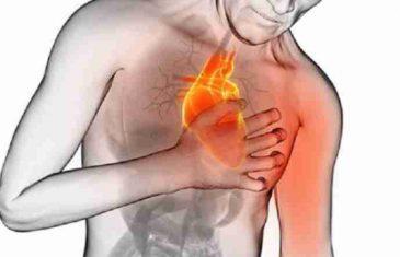 KOJA STE KRVNA GRUPA? Provjerite kolike su šanse da doživite srčani udar!