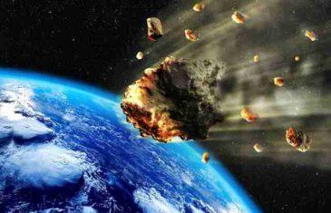 Dolaze asteroidi: Naučnici znaju da će se dogoditi udar ali ne i kolika će biti kataklizma