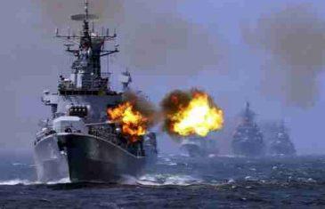 Izraelska špijunaža: Ruski ratni brodovi napustili Tartus i zauzeli borbeni poredak…