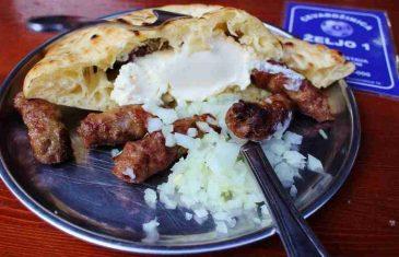 Nova cijena ćevapa za turiste u Sarajevu: Od sada će jedna porcija koštati 18 KM!