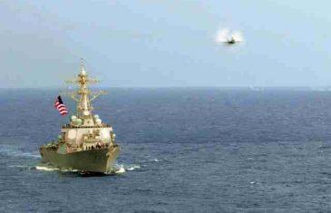 NAJNOVIJA VIJEST: SAD večeras sprema napad, ruski avioni nadlijeću američki razarač