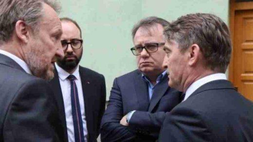 Iz SDP-a ogorčeno: Opet je Komšić izdajica! DF i SBB za ljubav Bakira Izetbegovića spremni na rušenje Vlade KS!