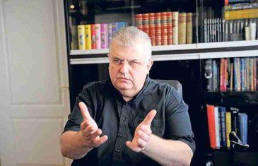 """NENAD ČANAK, OTVORENO: """"Dovoljno je da samo jednom čovjeku popuste živci i da sve to ode dođavola; Đavo će doći po svoje na Kosovu, ali i u…"""""""