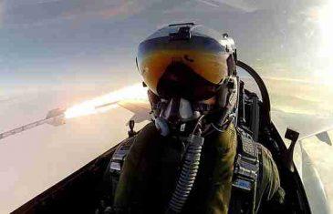 ISPLIVAO STRAVIČAN SNIMAK: Ruski MiG-31 ispaljuje novu hipersoničnu nuklearnu raketu Kinžal