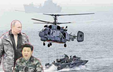 Rusija upozorila na mogućnost rata sa Sjedinjenim Državama