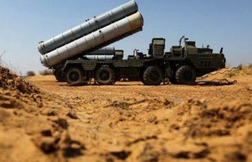 AMERIKA I IZRAEL BESNI: Rusija već dostavila Siriji prve S-300!?