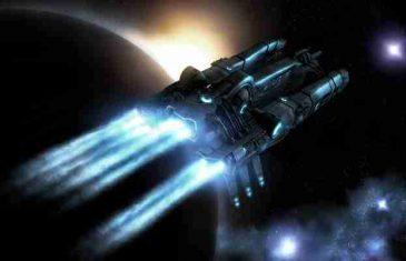 NEKO NAS POSMATRA: U prenosu uživo uočen vanzemaljski brod – VIDEO