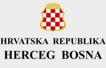 Kod Gojka u Jablanici osvanuo granični prelaz Herceg-Bosna