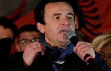 """ALBIN KURTI, BUDUĆI PREMIJER KOSOVA: """"Thaci i Vučić su se ponašali prema Kosovu kao Milošević i Tuđman prema BiH, crtali granice, dijelili zemlju, a krvavu cijenu su platili Bošnjaci!"""""""