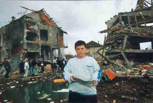 SVE SE ZNALO VEĆ 2001 GODINE: UŽAS koji su od naroda Srbije sakrili UN, Zapad i vlasti Srbije…