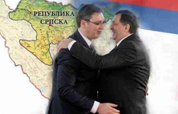 """DODIK U BEOGRADU OTKRIO SVOJ PROJEKT VIJEKA: """"Ovaj vijek RS i Srbija treba da završe ujedinjene U JEDNU DRŽAVNU ZAJEDNICU"""""""