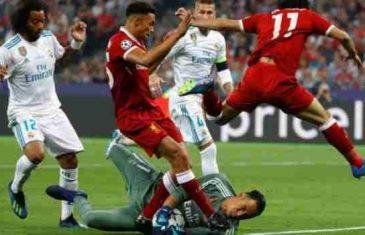 Loris Karius – kakav tragičar utakmice: Bale i Benzema odveli Real ponovo na tron Evrope!