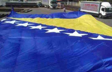 SKANDAL U BRČKOM; GRADONAČELNIK ODGODIO SJEDNICU ZBOG ZASTAVA BOSNE I HERCEGOVINE: Traži krivičnu odgovornost onih koji su postavili zastave…
