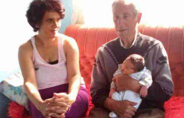 POTENTAN KAO LIPICANER: Dobio sina u devetoj deceniji sa duplo mlađom suprugom i tu ne planira da stane