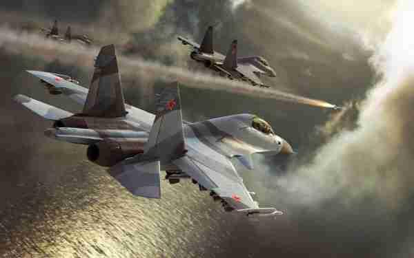 DRAMATIČAN SUKOB KOJI KRIJU: Rusi sa udarnim SU-34 ušli u Liban i rastjerali izraelske ratne avione