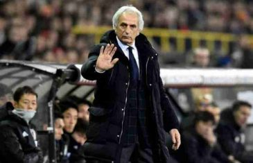 VAHA SE OPASNO NALJUTIO: Halilhodžić tuži Nogometni savez Japana, nećete vjerovati koliku odštetu traži