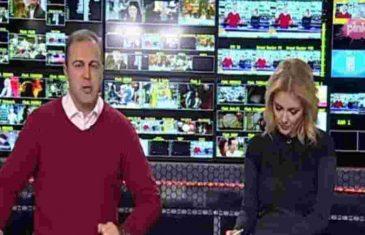 """VODITELJKA TV PINKA ŠOKIRALA PSOVKOM U EMISIJI UŽIVO: """"Više mi pun ku*ac, bre… (VIDEO)"""